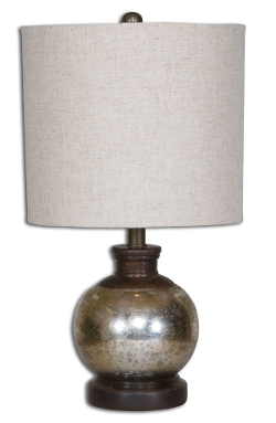 Uttermost - Arago Glass Table Lamp
