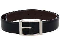 Torino Leather Co. - Reversible Aniline Leather Belt