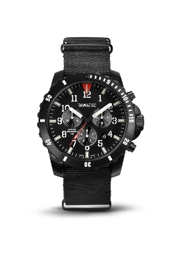 Tawatec - Black Titan Chrono Tactical
