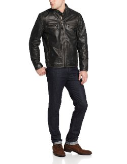 Marc New York by Andrew Marc - Ryder Leather Jacket
