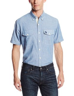 U.S. Polo Assn.  - Slim Fit Button Down Sport Shirt