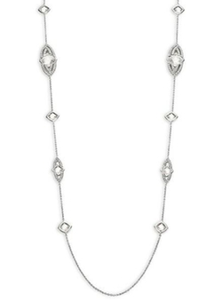 Adriana Orsini  - Athena Long Station Necklace