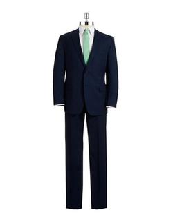 Calvin Klein  - Modern Fit Two-Piece Pants Suit