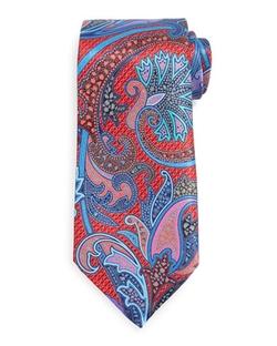 Ermenegildo Zegna - Quindici Paisley Tie