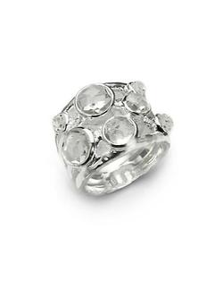 Ippolita - Sterling Silver Constellation Ring