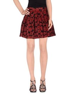 Alice + Olivia - Floral Mini Skirt