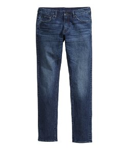 H&M - Slim Low Jeans