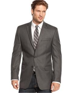 Calvin Klein - Herringbone Sport Coat