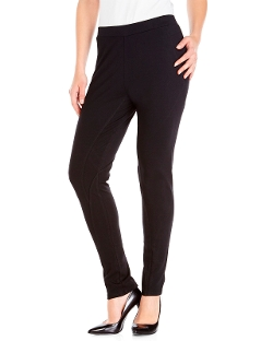Sioni - Seamed Ponte Leggings