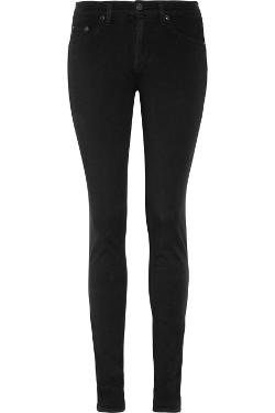 RAG & BONE - Mid-rise leggings-style jeans