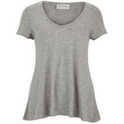 American Vintage  - Jacksonville V Neck T-Shirt