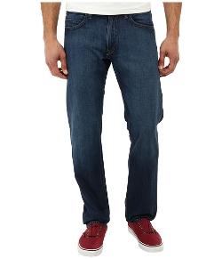 Agave Denim - Gringo Sand Spit Supima Med in Med Blue Jeans