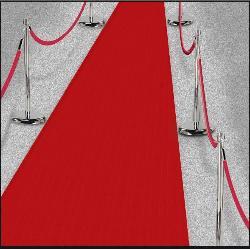 Amscan - Red Floor Runner 15ft