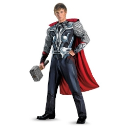 Faery Nice Things - Thor Movie Classic Muscle Costume