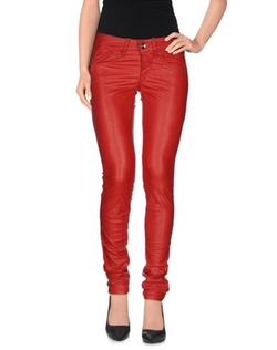 Fornarina - Faux Leather Pants