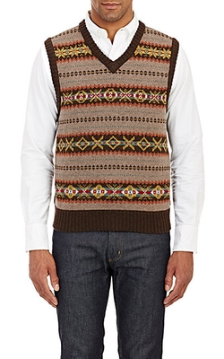 Rag & Bone - Troy Sweater Vest