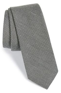 Calibrate - Check Silk Blend Tie