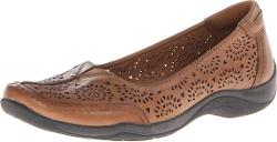 Clarks - Kessa Gazebo Flat Loafers