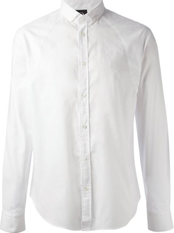 Mcq Alexander Mcqueen - Button Down Shirt