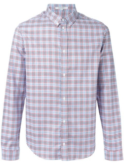 Carven - Plaid Shirt