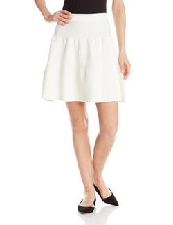 Sam Edelman  - Ottoman Flare Skirt