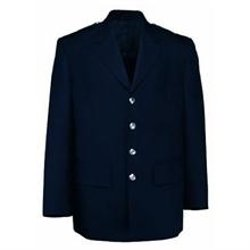 Elbeco  - Single Breasted 4 Pocket Poly Blazer