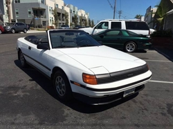 Toyota - 1989 Celica GT Convertible