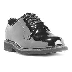 Law Pro  - Hi-Gloss Dress Oxford Shoes