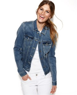 Two by Vince Camuto  - Classic Denim Jacket