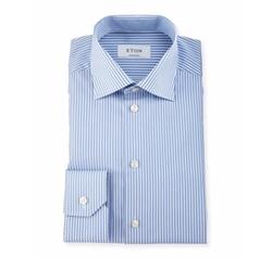 Eton - Banker Striped Dress Shirt
