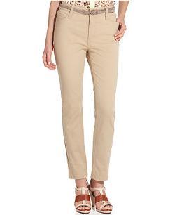 Jones New York  - Signature Petite Skinny Pants