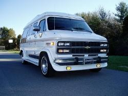 Chevrolet - 1995 G20 van