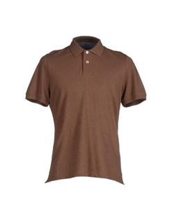 Brunello Cucinelli - Short Sleeve Polo Shirt
