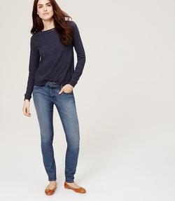 Loft - Curvy Skinny Jeans