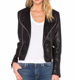 Blank NYC - Zip Moto Jacket