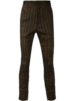 Haider Ackermann  - Striped Trousers