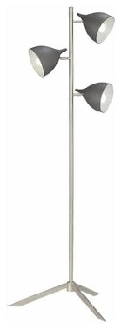 Houzz - Trio Floor Lamp