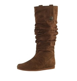 Summitfashions - Mens Pull On Boots Renaissance Slouch Boots