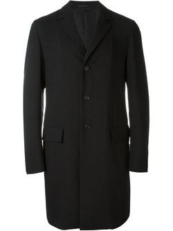 Jil Sander   - Single Breasted Coat