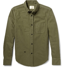 Band Of Outsiders   - Button-Down Collar Shirt