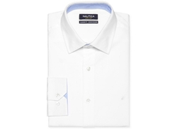 Nautica  - Solid Dress Shirt
