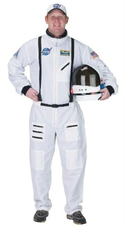 Dollar Days - Astronaut Suit Costume