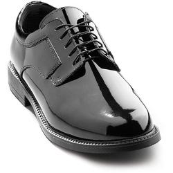 Galls - High Gloss Uniform Oxford Shoes