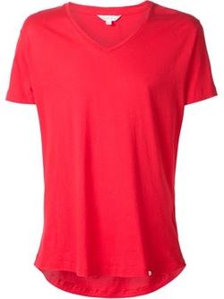 Orlebar Brown  - V-Neck T-Shirt