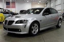 Pontiac  - 2009 G8 Sedan