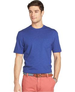 Izod  - Solid Crew Neck T-Shirt