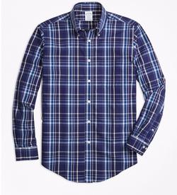 Brooks Brothers - Plaid Sport Shirt