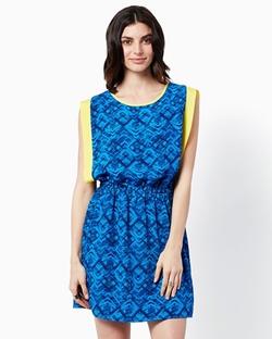 Charming Charlie - Blake Printed Dress