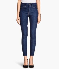 H&M - Skinny High Jeans