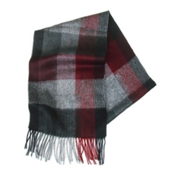 Stafford - Large Plaid Scarf